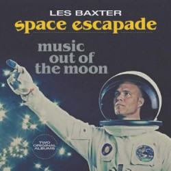 Space Escapade / Music Out Of The Moon (LP)