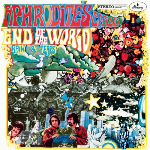End Of The World (LP) coloured numbered edition