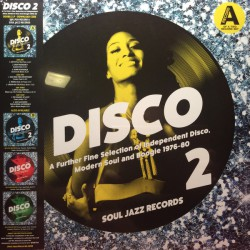 Disco 2 Part A (2LP)