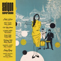 Saigon Supersound Vol.2 (2LP)