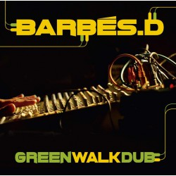 Green Walk Dub (LP)