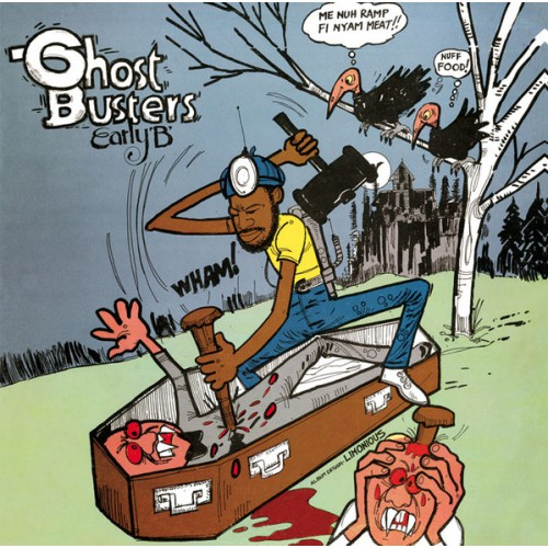 Ghost Busters (LP)