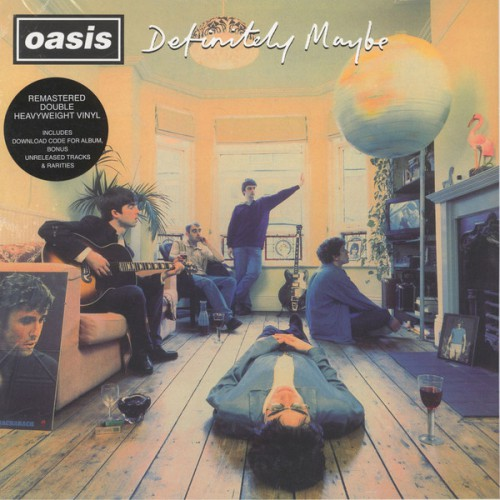 Definitely Maybe (2LP)