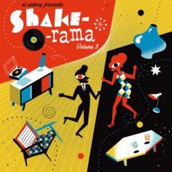El Vidocq Presents : Strip-O-Rama Vol.3 (LP+CD)