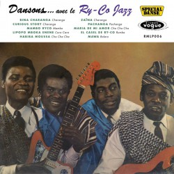 Dansons Avec Le Ry-Co Jazz (LP)