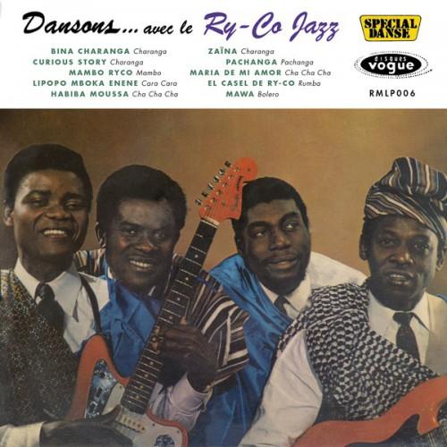 Dansons Avec Le Ry-Co Jazz (LP)