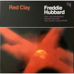 The Red Clay (LP)