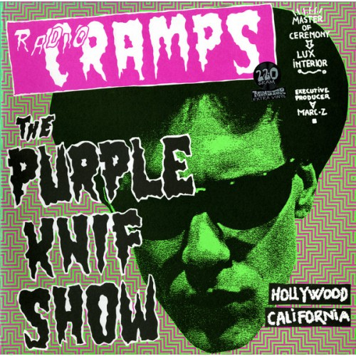Radio Cramps : The Purple Knif Show (2LP)