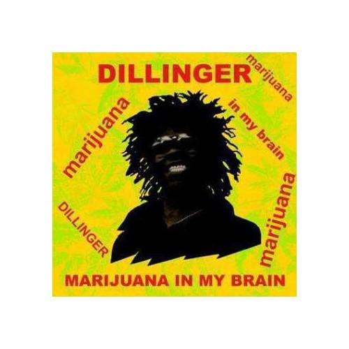 Marijuana In My Brain (LP)