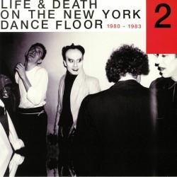 Life & Death On  The New York Dance Floor Vol.2 (2LP)