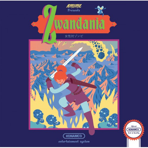 Zwandania (LP+book)