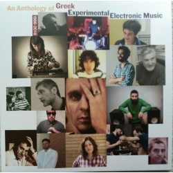 An Anthology Of Greek Experimental (2LP)