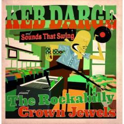 Keb Darge Present : The Rockabilly Crown Jewels (LP+CD)