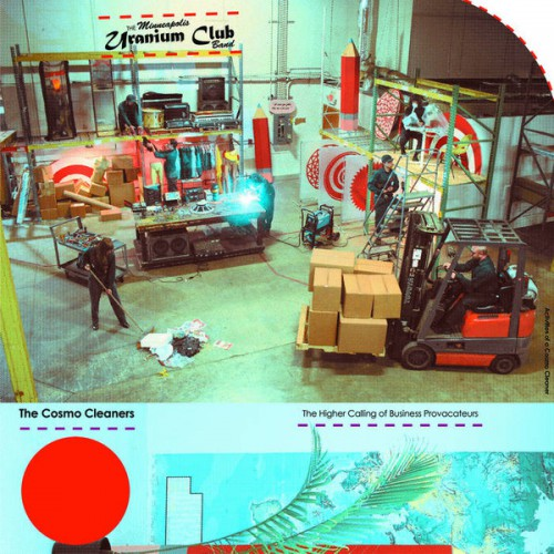 The Cosmo Cleaners (LP)