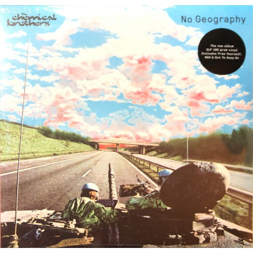 No Geography (2LP)