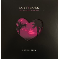 Love & Work : The Lioness Sessions (Box 2LP) Couleur !