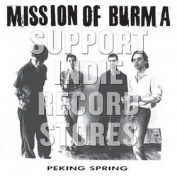 Mission Of Burma (LP) Couleur !