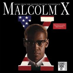 Malcolm X (LP) coloured