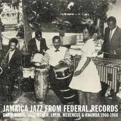 Jamaica Jazz From Federal Records (2LP)