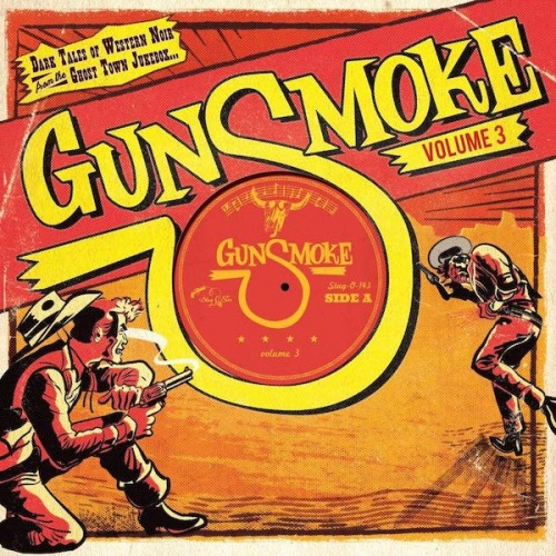 Gunsmoke Vol.3 (10')