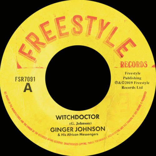 Witchdoctor / Nawa (45 tours)
