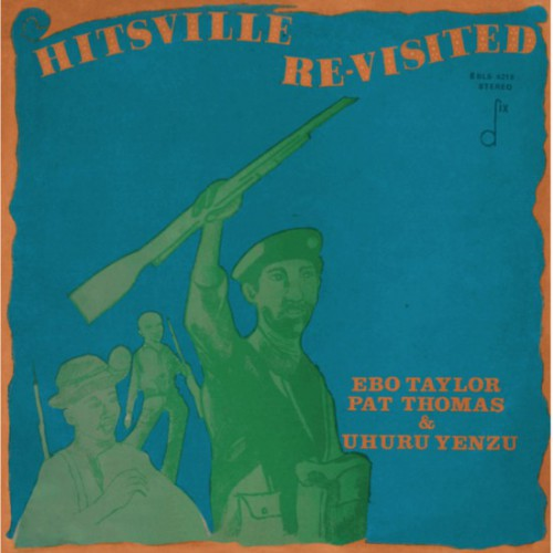 Hitsville Re-Visited (LP)