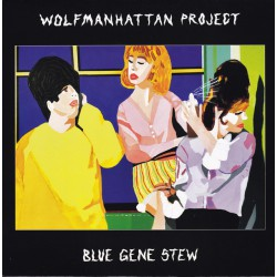 Blue Gene Stew (LP)