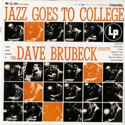 Jazz Goes To College (LP) coloured numbered edition