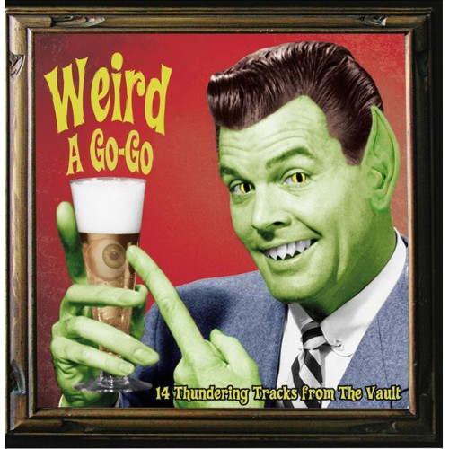 Weird A Go-Go (LP)