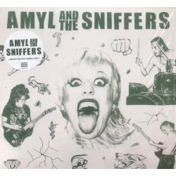 Amyl & The Sniffers (LP) coloured