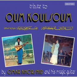 Tribute To Oum Koulsoum (LP)