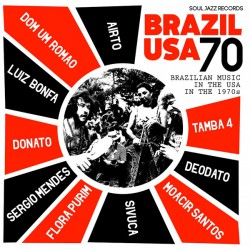 Brazil USA 70 (2LP)