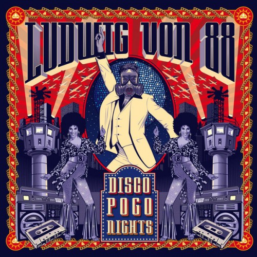 Disco Pogo Nights (LP)