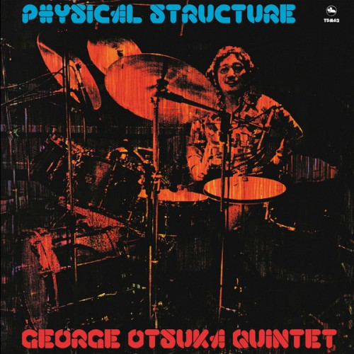 Physical Structure (LP) réédition