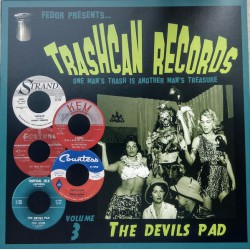 "Trashcan Records Vol.3 (10"")"