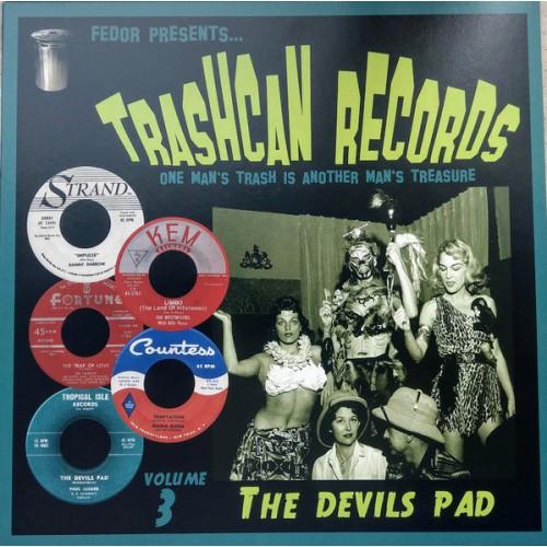 "Trashcan Records Vol.3 (10"")"
