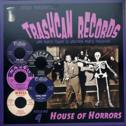 "Trashcan Records Vol.4 (10"")"