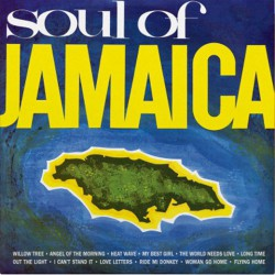 Soul Of Jamaica (LP)