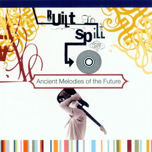 Ancient Melodies Of The Future (LP) Couleur !