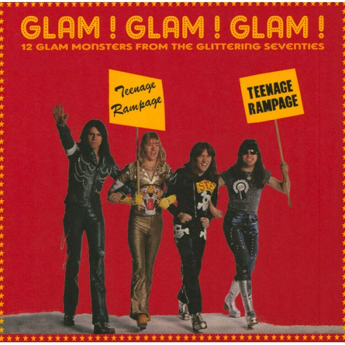 Glam ! Glam ! Glam ! (LP)