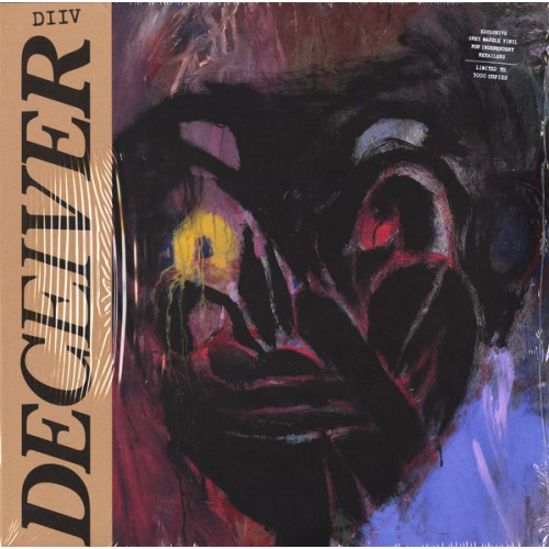 Deceiver (LP) coloured