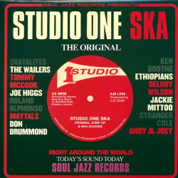 Studio One Ska (2LP)