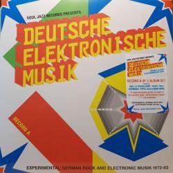 Deutsche Elektronische Musik A (2LP)