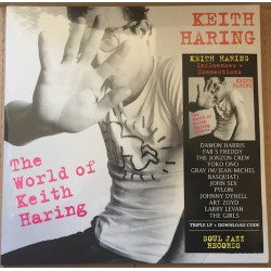 The World Of Keith Haring (3LP)