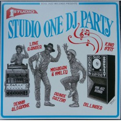 Studio One DJ Party (2LP)