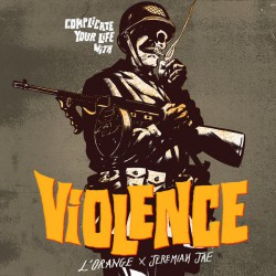 Complicate Your Life With Violence (LP) Couleur