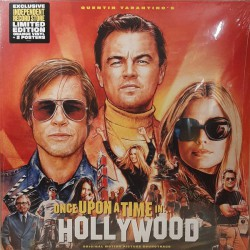 Once Upon A Time In Hollywood (2LP+Posters) Couleur