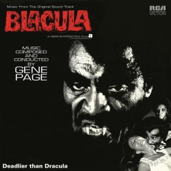 Blacula (LP) Couleur !