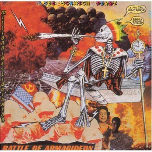 Battle Of Armagideon (LP) Couleur