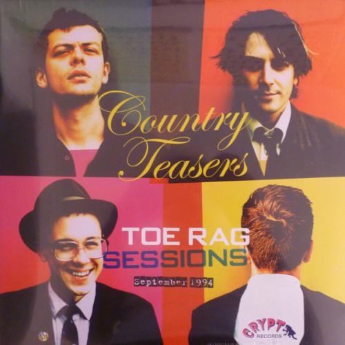 Toe Rag Sessions (LP)